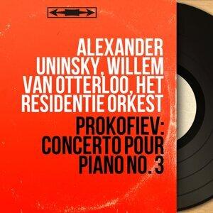 Alexander Uninsky, Willem van Otterloo, Het Residentie Orkest 歌手頭像