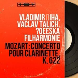Vladimír Říha, Václav Talich, Česká filharmonie 歌手頭像