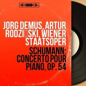 Jörg Demus, Artur Rodziński, Wiener Staatsoper 歌手頭像