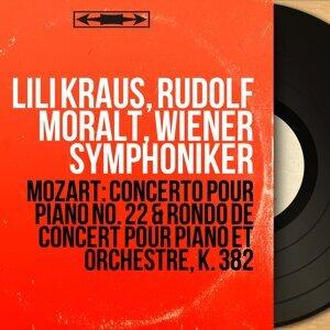 Lili Kraus, Rudolf Moralt, Wiener Symphoniker 歌手頭像