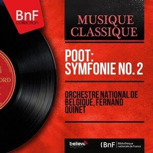 Orchestre national de Belgique, Fernand Quinet 歌手頭像