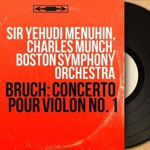 Sir Yehudi Menuhin, Charles Munch, Boston Symphony Orchestra 歌手頭像