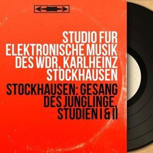 Studio für elektronische Musik des WDR, Karlheinz Stockhausen 歌手頭像