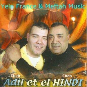 Cheb Adil El Miloudi, Cheb El Hindi 歌手頭像