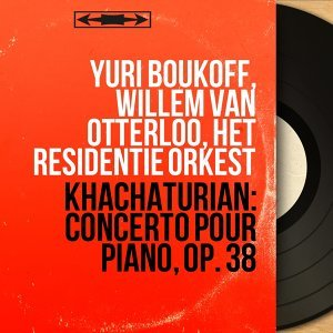 Yuri Boukoff, Willem van Otterloo, Het Residentie Orkest 歌手頭像