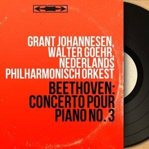 Grant Johannesen, Walter Goehr, Nederlands Philharmonisch Orkest 歌手頭像