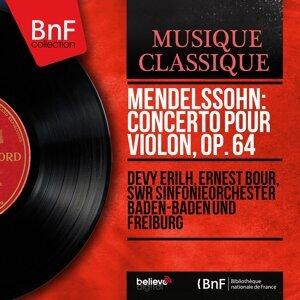 Devy Erilh, Ernest Bour, SWR Sinfonieorchester Baden-Baden und Freiburg 歌手頭像