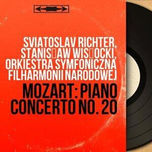 Sviatoslav Richter, Stanisław Wisłocki, Orkiestra Symfoniczna Filharmonii Narodowej 歌手頭像
