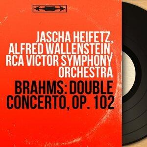 Jascha Heifetz, Alfred Wallenstein, RCA Victor Symphony Orchestra 歌手頭像