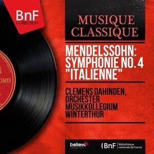 Clemens Dahinden, Orchester Musikkollegium Winterthur 歌手頭像