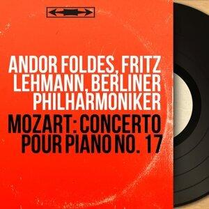 Andor Földes, Fritz Lehmann, Berliner Philharmoniker 歌手頭像