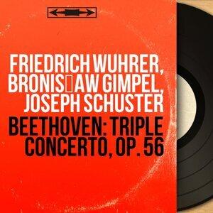 Friedrich Wührer, Bronisław Gimpel, Joseph Schuster 歌手頭像