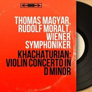 Thomas Magyar, Rudolf Moralt, Wiener Symphoniker 歌手頭像