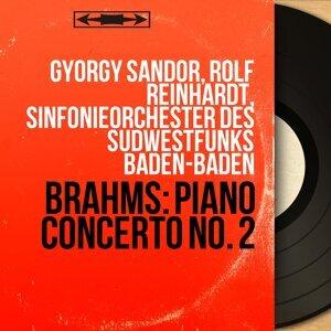 György Sándor, Rolf Reinhardt, Sinfonieorchester des Südwestfunks Baden-Baden 歌手頭像