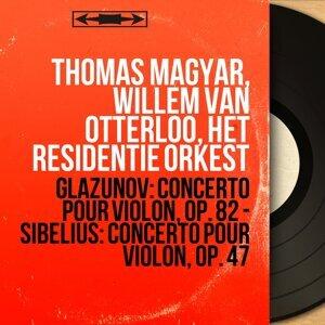 Thomas Magyar, Willem van Otterloo, Het Residentie Orkest 歌手頭像