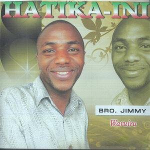 Bro. Jimmy Waruiru 歌手頭像
