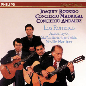Angel Romero,Sir Neville Marriner,Pepe Romero,Los Romeros,Academy of St. Martin in the Fields 歌手頭像