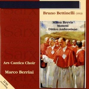 Ars Cantica Choir & Marco Berrini 歌手頭像