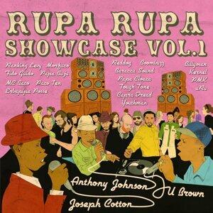 Rupa Rupa Showcase, Vol. 1 歌手頭像