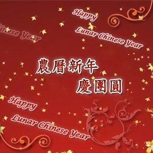 農曆新年慶團圓
