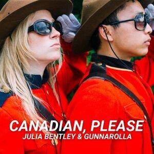 Julia Bentley and Andrew Gunadie 歌手頭像