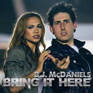 BJ McDaniels 歌手頭像