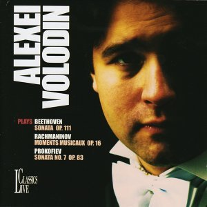 Alexei Volodin 歌手頭像