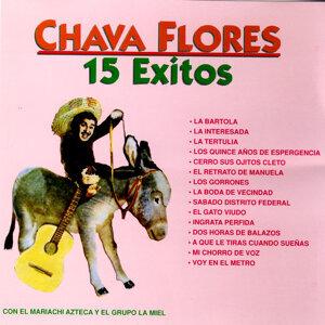 Chava Flores Con Mariachi Azteca Y Grupo La Miel 歌手頭像