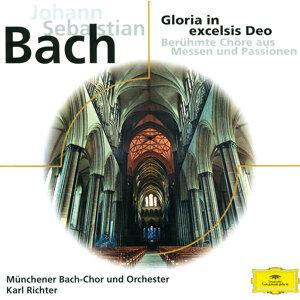 Münchener Bach-Orchester,Karl Richter,Münchener Bach-Chor,Peter Schreier 歌手頭像