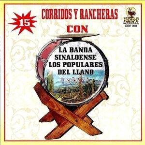 La Banda Sinaloense Los Populares Del llano 歌手頭像