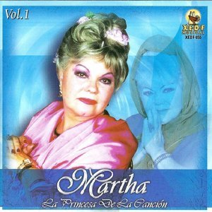 Martha La Princesa De La Cancion 歌手頭像