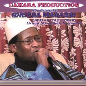 Idrissa Magassi 歌手頭像