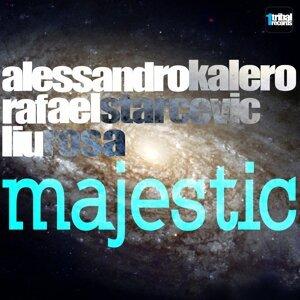 Alessandro Kalero, RafaelStarcevic, LiuRosa 歌手頭像