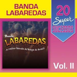 Banda Labaredas, Reginaldo Rossi, Augusto César 歌手頭像