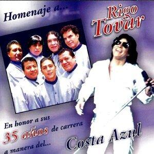 Conjunto Costa Azul De Rigo Tovar 歌手頭像