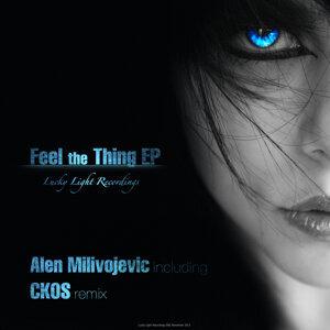 Alen Milivojevic 歌手頭像