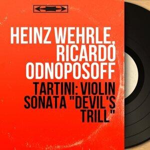 Heinz Wehrle, Ricardo Odnoposoff 歌手頭像
