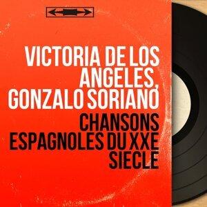 Victoria de los Ángeles, Gonzalo Soriano 歌手頭像