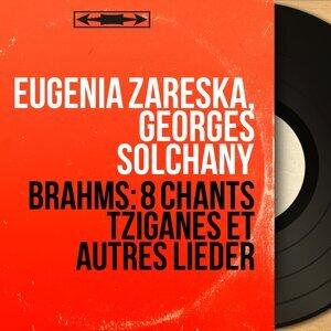 Eugenia Zareska, Georges Solchany 歌手頭像