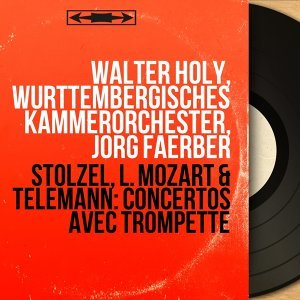 Walter Holy, Württembergisches Kammerorchester, Jörg Faerber 歌手頭像