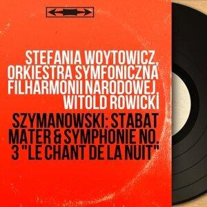 Stefania Woytowicz, Orkiestra Symfoniczna Filharmonii Narodowej, Witold Rowicki 歌手頭像
