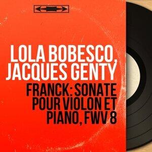 Lola Bobesco, Jacques Genty 歌手頭像