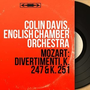 Colin Davis, English Chamber Orchestra 歌手頭像
