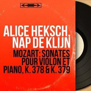 Alice Heksch, Nap de Klijn 歌手頭像