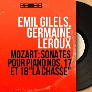 Emil Gilels, Germaine Leroux 歌手頭像