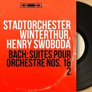 Stadtorchester Winterthur, Henry Swoboda 歌手頭像