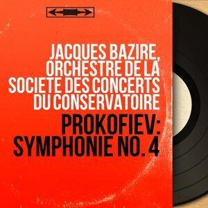 Jacques Bazire, Orchestre de la Société des Concerts du Conservatoire 歌手頭像