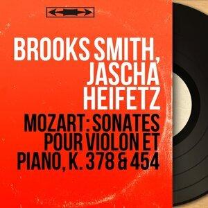 Brooks Smith, Jascha Heifetz 歌手頭像