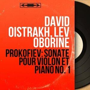 David Oïstrakh, Lev Oborine 歌手頭像