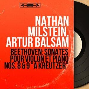 Nathan Milstein, Artur Balsam 歌手頭像